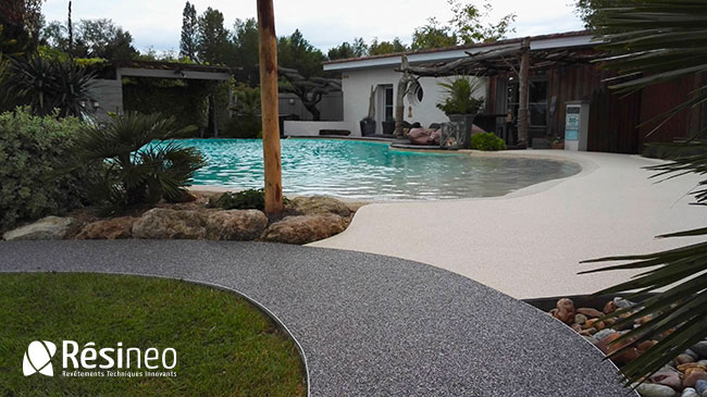 Revetement Antiderapant Piscine