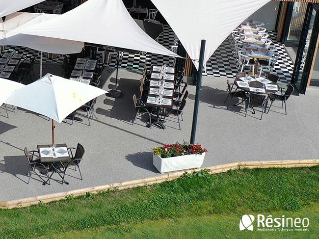 Sol Resineo Terrasse Restaurant
