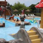 Rénovation d'un bassin aquatique de camping en Ardèche (07)