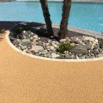 TOP 5 des plages de piscine en revêtement drainant