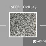 COVID-19 – Nous restons disponibles