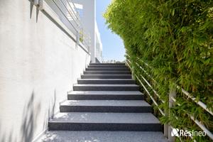 Escalier résine resineo